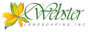 Websters Landscaping Logo